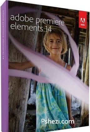 Adobe Premiere Elements 14 for mac 破解版 Mac 影片与视频制作软件
