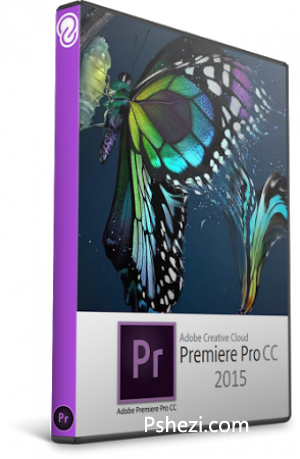 Adobe Premiere Pro CC 2015 for mac 最新中文破解版 v9.0.2 Mac视频剪辑软件
