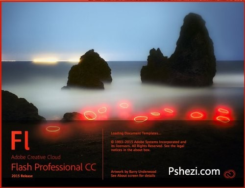 Adobe Flash Professional CC 2015 for mac 中文破解版 v15.0.1 Flash动画制作工具
