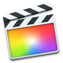 Final Cut Pro X for mac 中文破解版 v10.2.2 Apple 视频剪辑软件