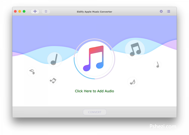 Sidify Apple Music Converter 1.0.0 for Mac破解版 音乐格式转换软件