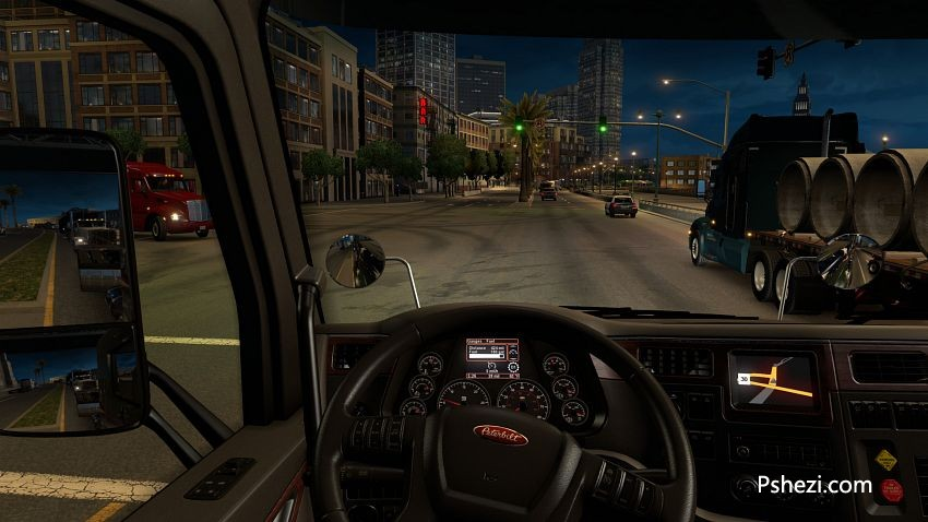 美国卡车模拟 Mac版 American Truck Simulator for Mac 模拟游戏