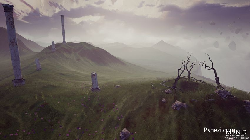 Mind Path to Thalamus Enhanced Edition for Mac版 虚拟解密游戏