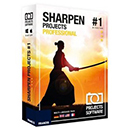 Franzis SHARPEN projects professional 1.16 for Mac破解版 照片处理软件