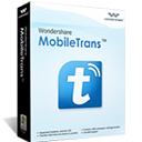 Wondershare MobileTrans 6.5.7 for Mac破解版 文件传输工具