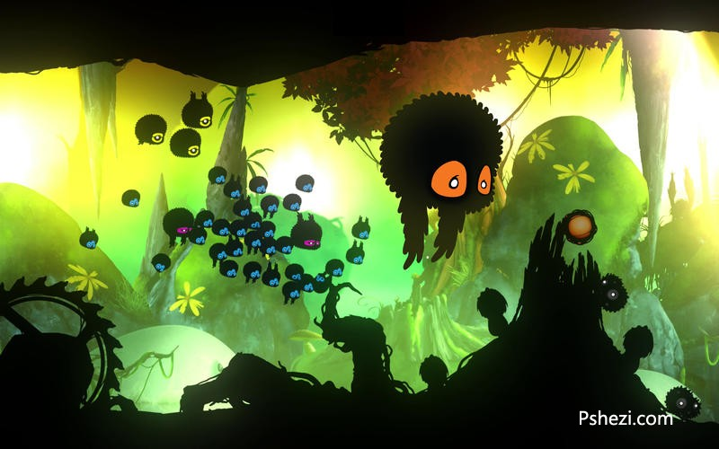迷失之地:年度版 for Mac版 BADLAND: Game of the Year Edition 1.2.0