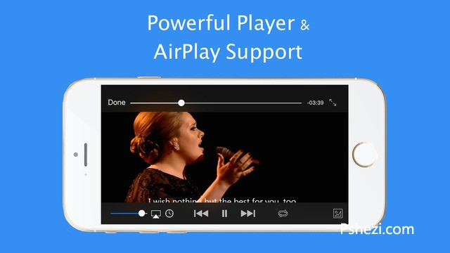 AirPlayer Pro 2.1.0 for Mac破解版 苹果录屏大师