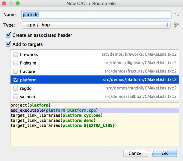 CLion Mac破解版 CLion 1.2.4 for Mac C及C++跨平台IDE