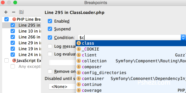 PhpStorm Mac破解版 PhpStorm 10.0.3 for Mac PHP集成开发工具