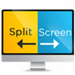 Split Screen Mac破解版 Split Screen 3.10 for Mac 苹果电脑屏幕分屏软件