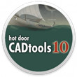 Hot Door CADtools 10.1.1 for Adobe Illustrator 2015.3 mac 破解版 工程制图插件包