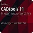Hot Door CADtools 11.1.1 for Adobe Illustrator 2018 mac 破解版 插件包