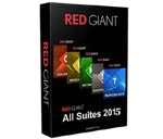 Red Giant Complete Suite 2015 for mac 破解版 Mac 红巨星插件套装