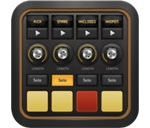 DM1 The Drum Machine for Mac破解版 v2.1 打鼓软件